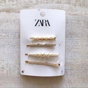 Zara Hair Pin Set